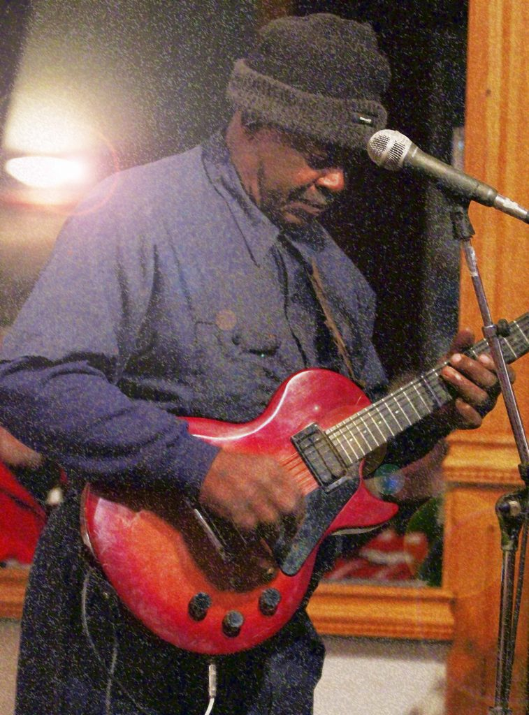Blues Legend Daddy Mack Plays The RCHA Club
